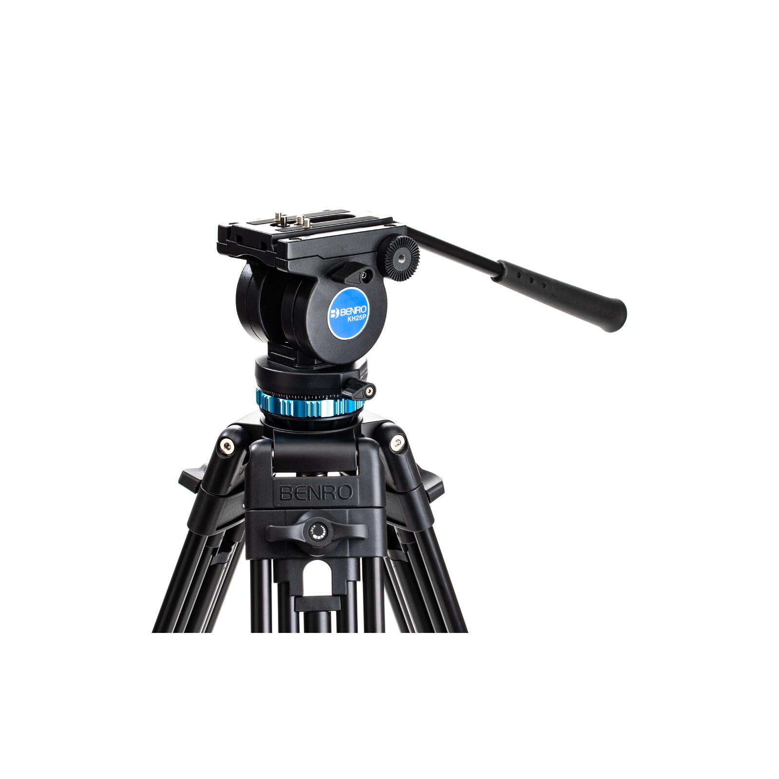 Benro KH Series 25P Twin Leg Alu Video Kit + K5 Head