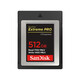 San CF 512GB Extreme Pro Express 1700/1400MB/s Doppelpack