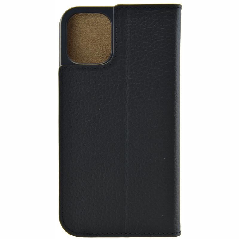 Galeli Booktasche MARC Apple iPhone 12 schwarz