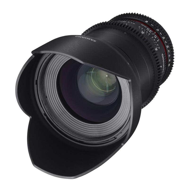 Samyang MF 35/1,5 Video Sony A