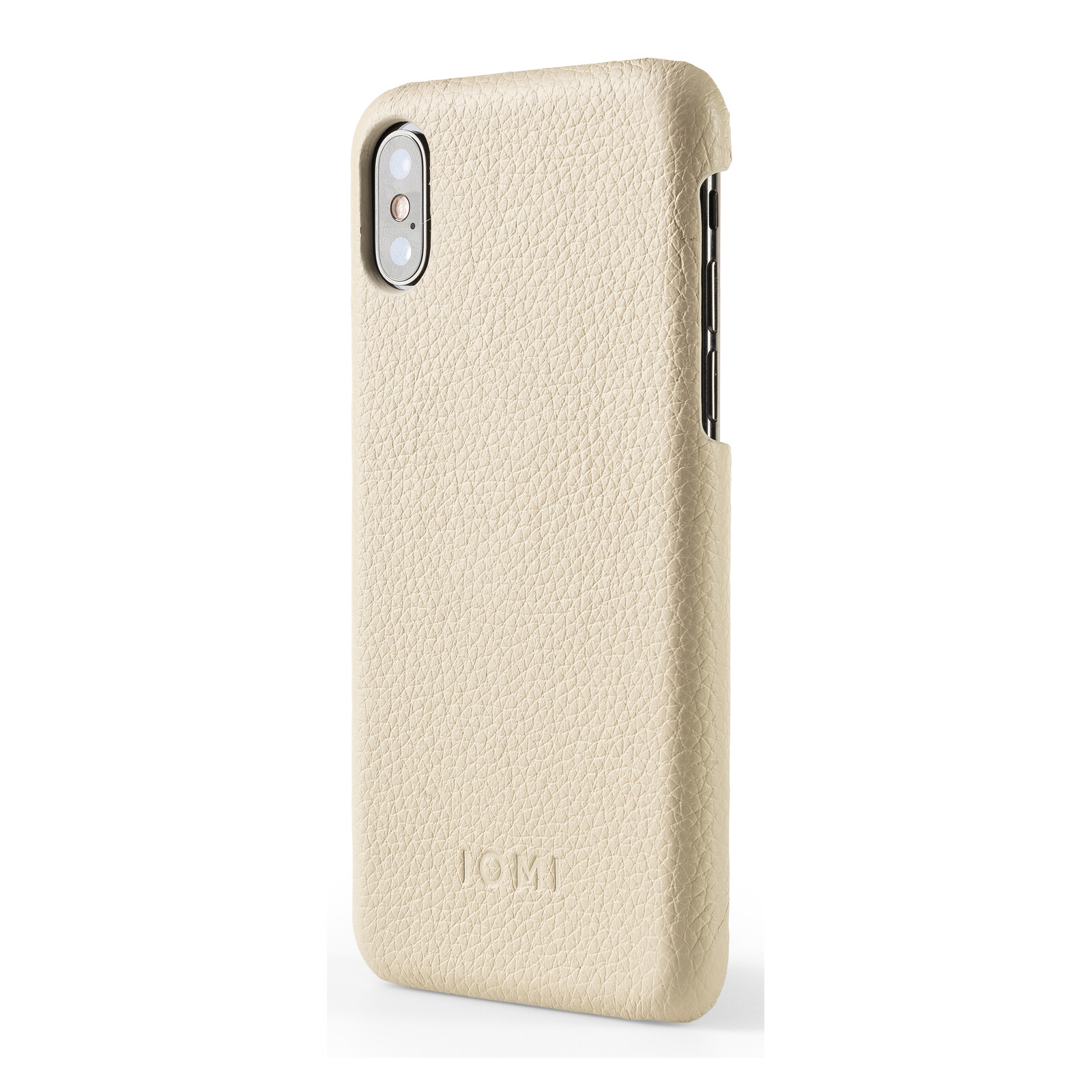 IOMI Backcover Apple iPhone X/XS beige