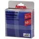 Hama 51067 CD/DVD Schutzhuellen 50
