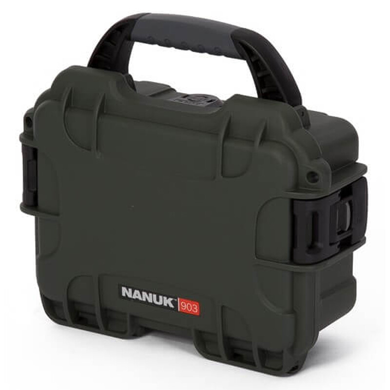 Nanuk Case 903 olive f. DJI Pocket