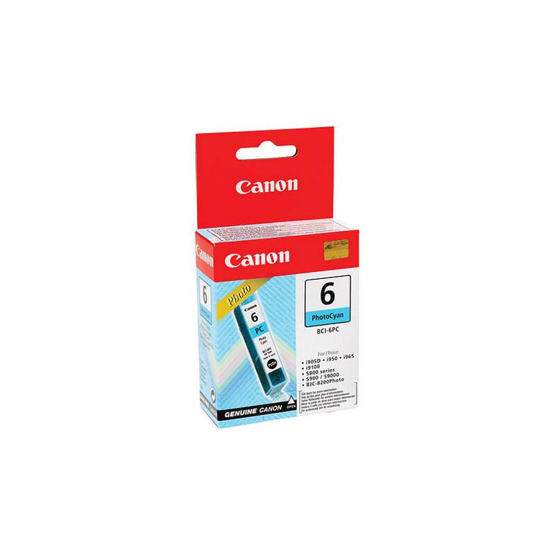 Canon BCI-6PC Photo cyan 13ml