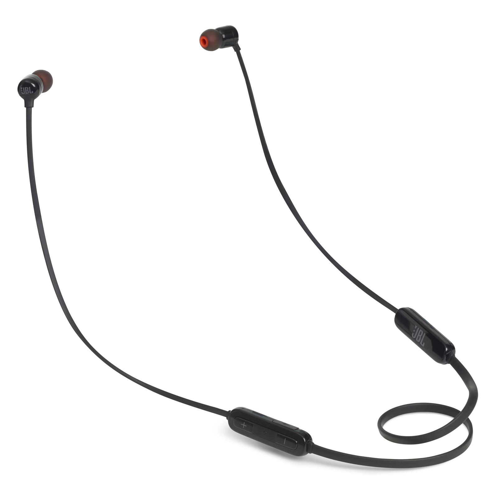 JBL T110BT Wireless In-Ear Kopfhörer Schwarz