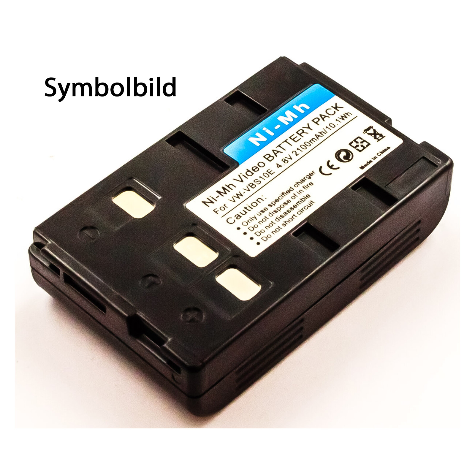 AGI 80579 Akku Panasonic LUMIX DMC-FS11