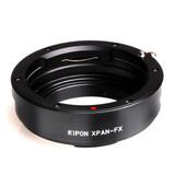 Kipon Adapter für Hasselblad XPAN auf Fuji X