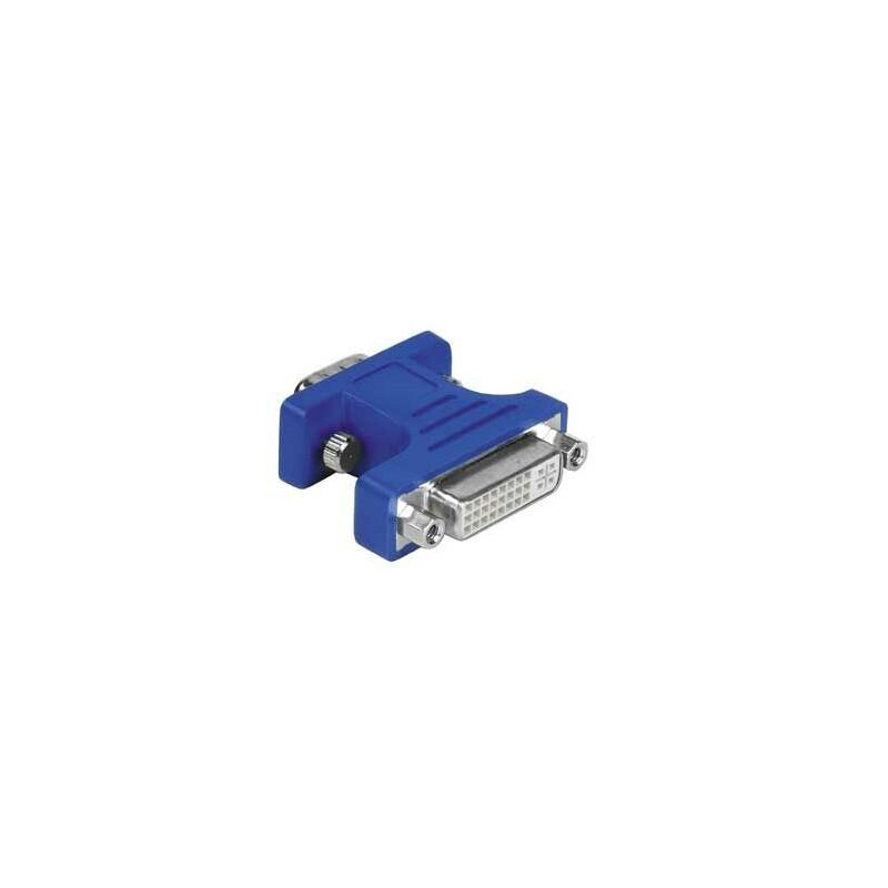 Hama 45074 DVI-Adapter 15-pol. analog