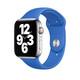 Apple Watch 44mm Sportarmband capriblau