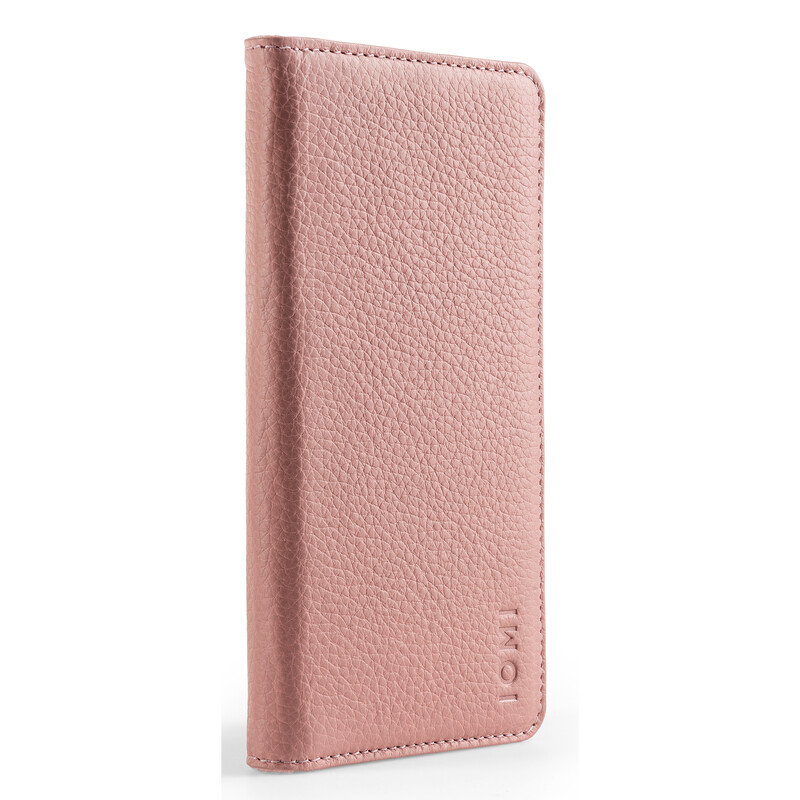IOMI 2in1 Book Case Samsung Galaxy S9 Plus rose