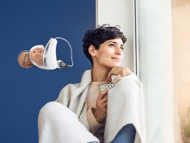 AI-Hörgeräte bei Hartlauer