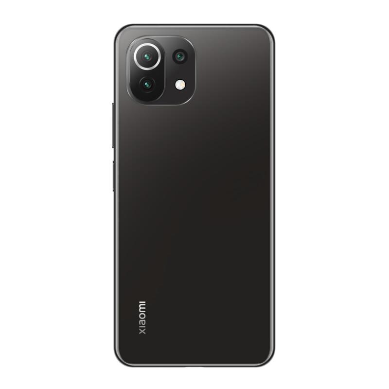 Xiaomi MI 11 lite 4G 128 GB black Dual-SIM