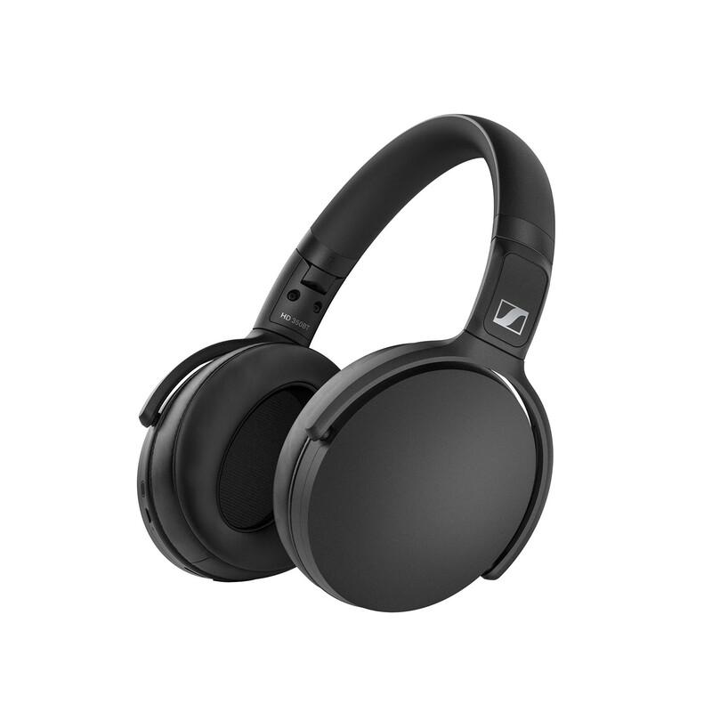 Sennheiser HD 350BT ANC Over-Ear schwarz