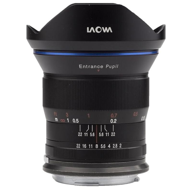 LAOWA 15/2.0 Zero-D Canon RF