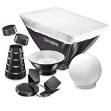walimex pro Blitzvorsätze 6tlg. für Nikon SB900