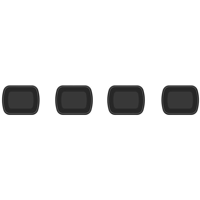 DJI Osmo Pocket - ND Filter Set (Part7)