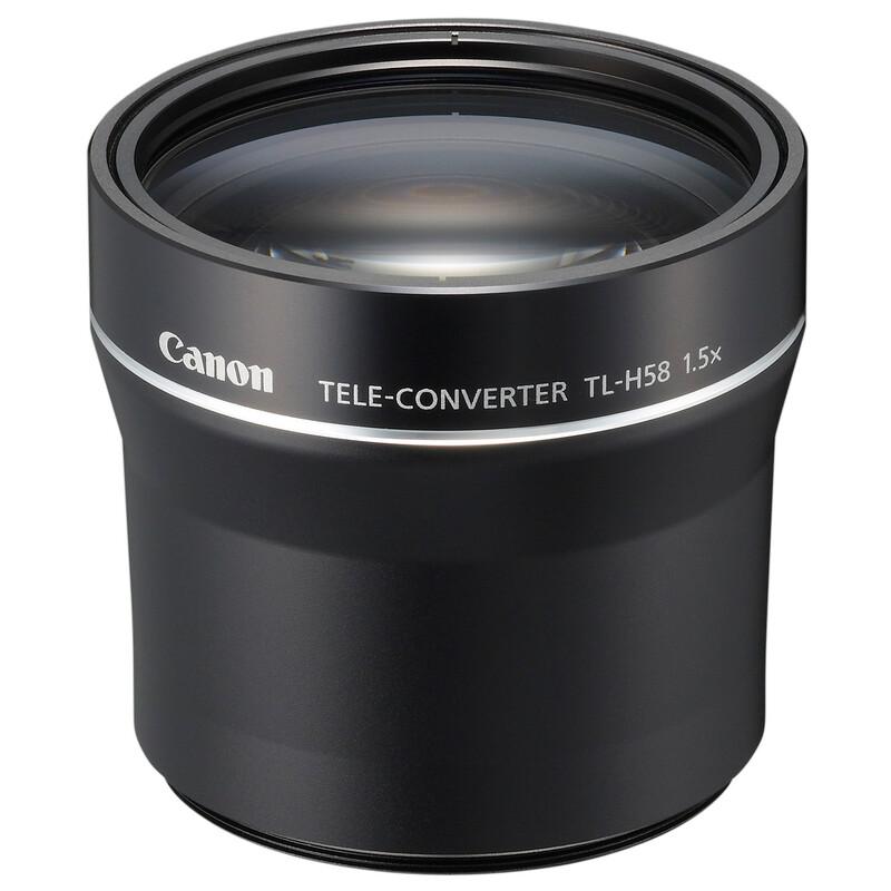 Canon TL-H58 Konverter