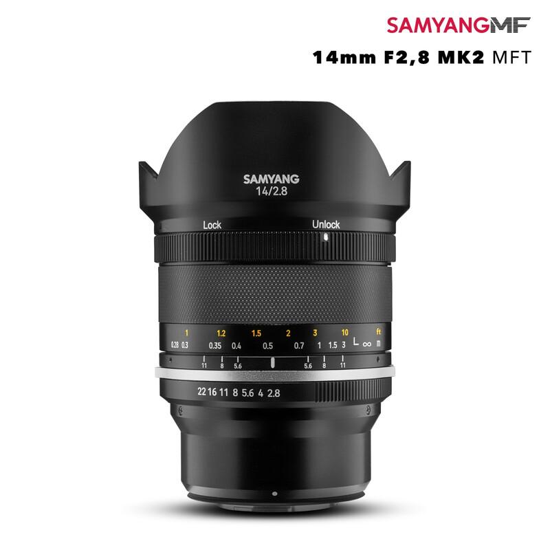 Samyang MF 14/2,8 MK2 MFT