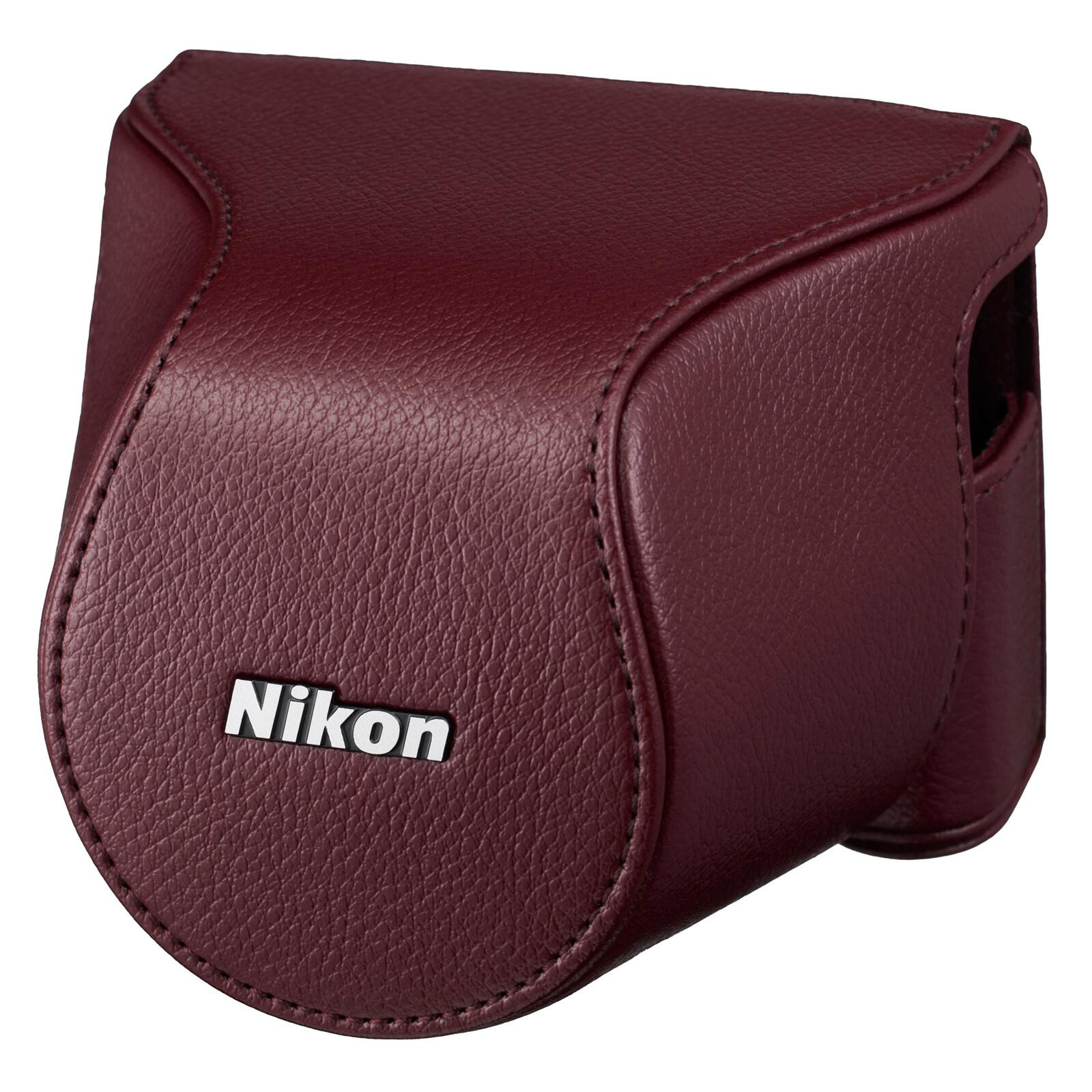 Nikon CB-N2200S Tasche bordeaux