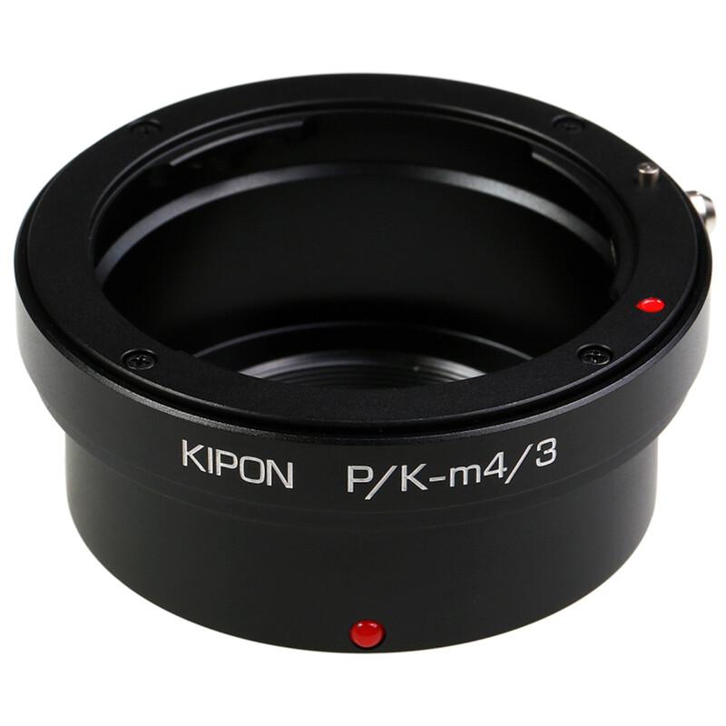 Kipon Adapter für Pentax K auf MFT