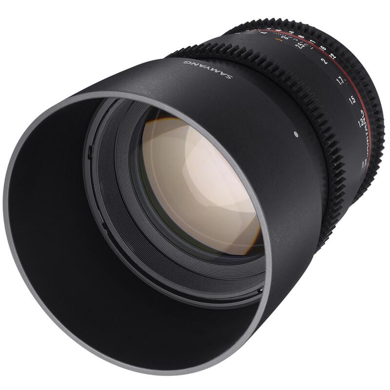 Samyang Video DSLR basic Set Canon EF