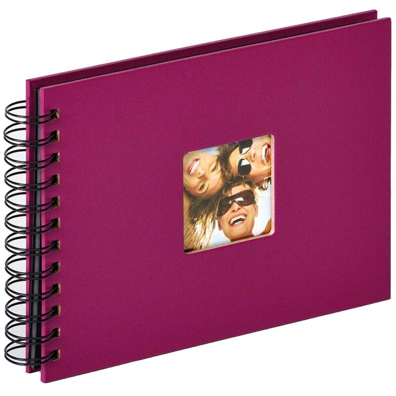 Album SA-109 23x17 40S Fun Violett