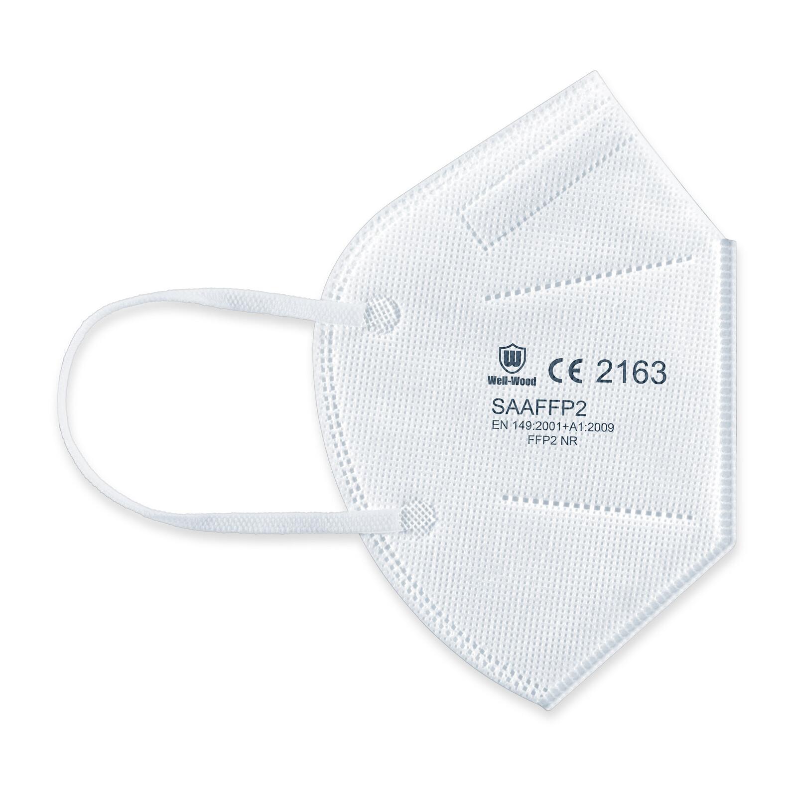 Beurer Atemschutzmaske FFP2 10 Stk