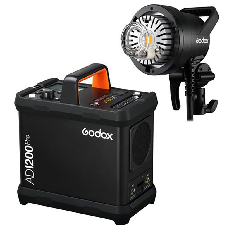 GODOX AD1200PRO Witstro All-in-one-outdoor Flash Kit