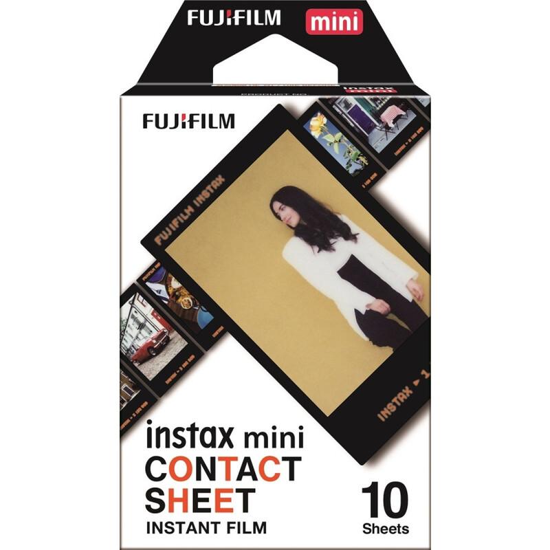 Fujifilm Instax Mini Contact WW 1