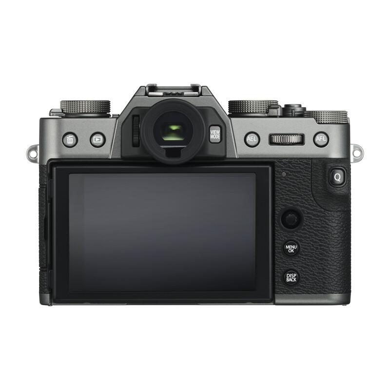 Fujifilm X-T30 + XC 15-45/3,5-5,6 OIS PZ Anthrazit