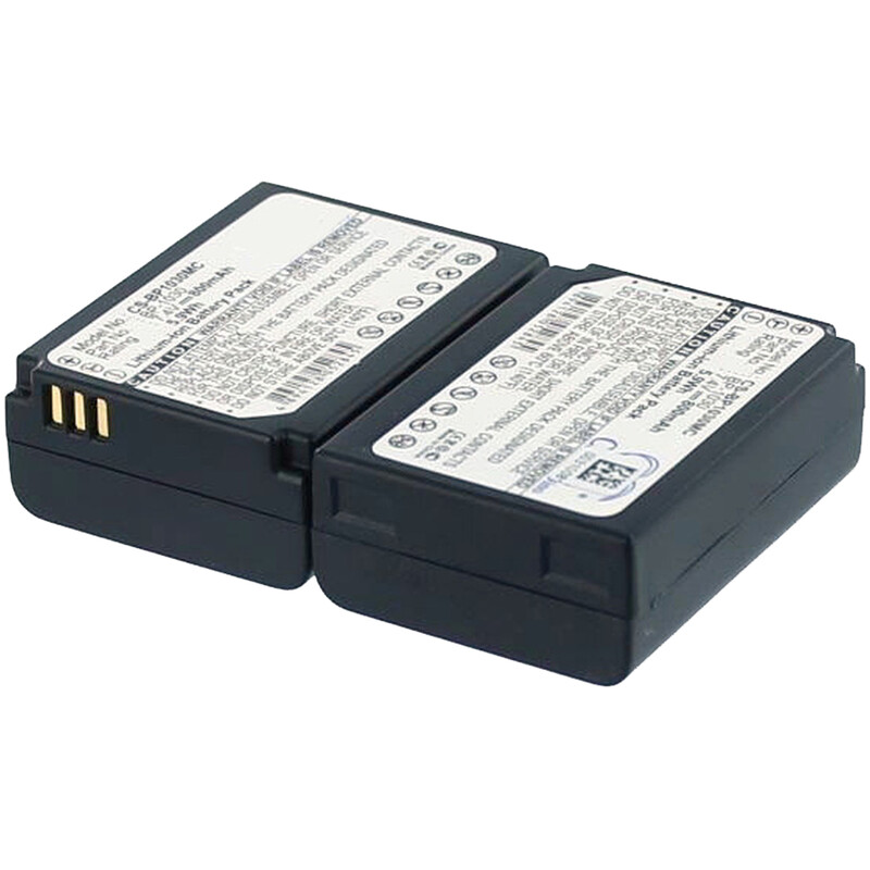 AGI 10967 Akku Samsung NX300 800mAh