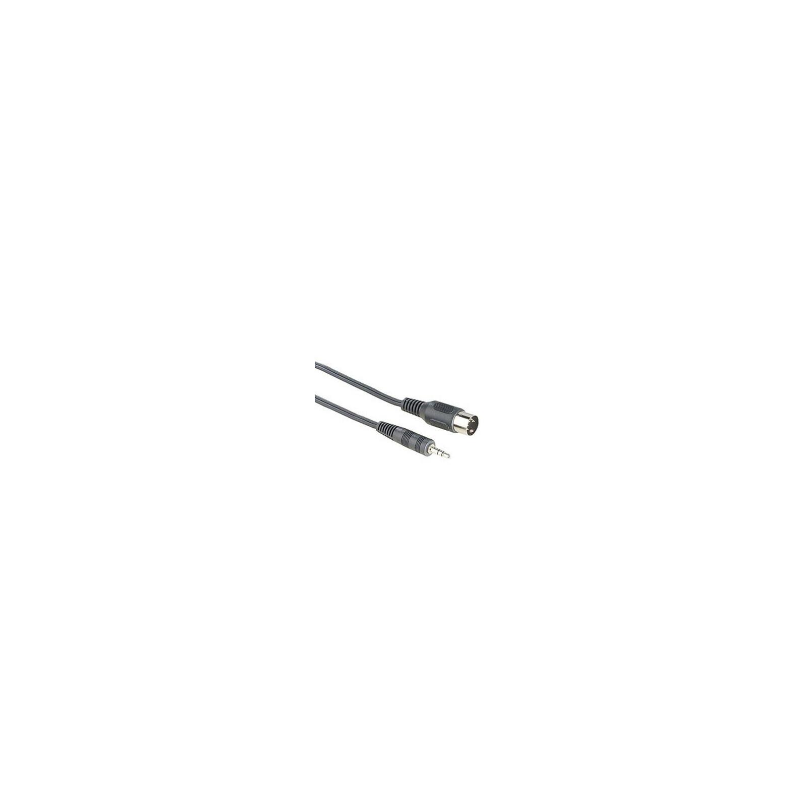 Hama 43347 5-pol.DIN/3,5mm Klinke