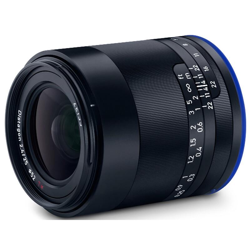 Zeiss Loxia 25/2,4 Sony E-Mount + UV Filter
