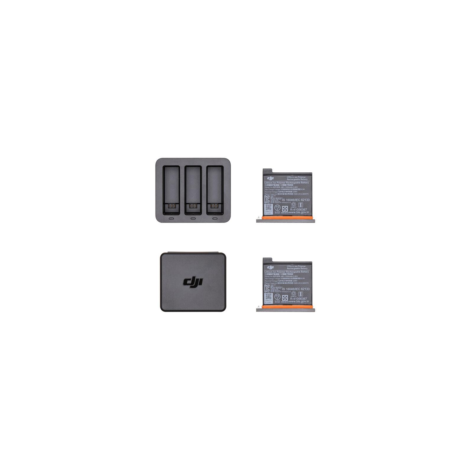 DJI Osmo Action + P3 Charging Kit