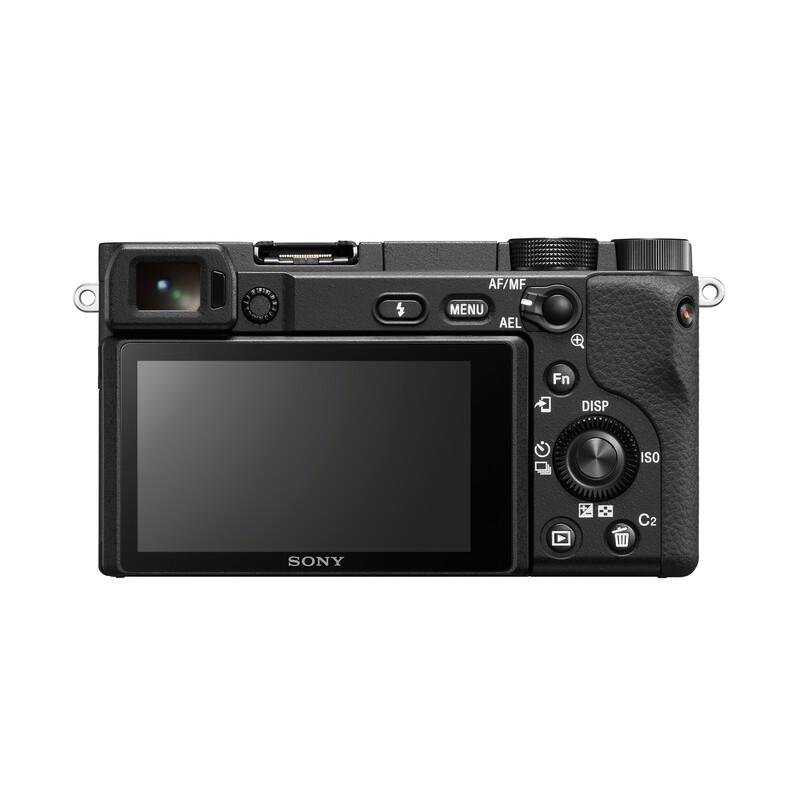 Sony ALPHA 6400+SELP 16-50/3,5-5,6 OSS