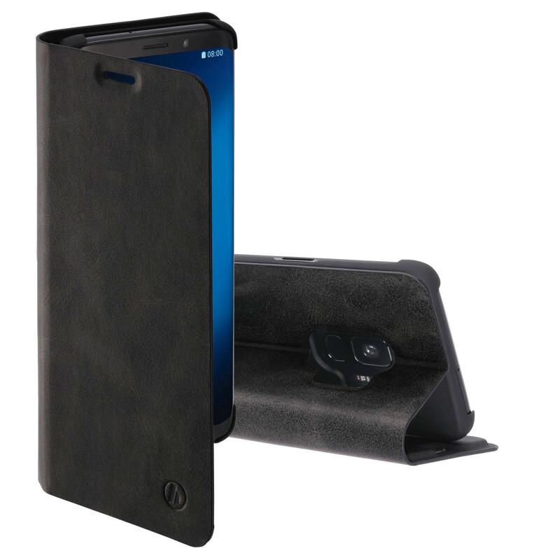 Hama Book Tasche Guard Pro Samsung Glaxy S9 schwarz
