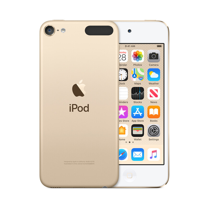Apple iPod touch 2019 32GB gold