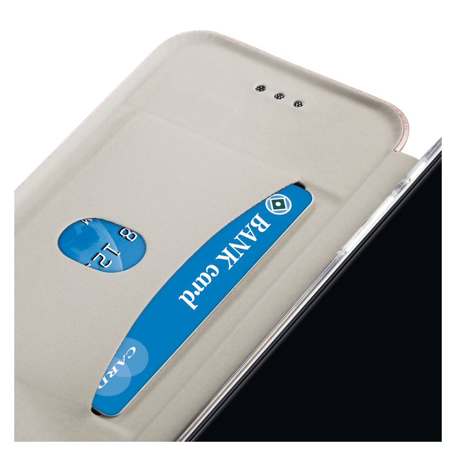 Hama Book Tasche Curve Samsung Galaxy S20 Ultra 5G rosegold