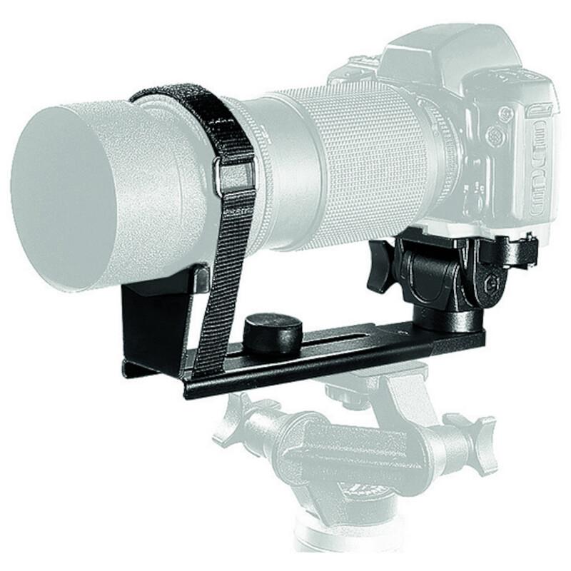 Manfrotto 293 Stütze für Teleobjektive