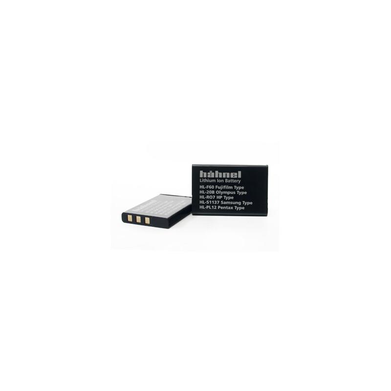 Hähnel Samsung SLB-1137 Akku