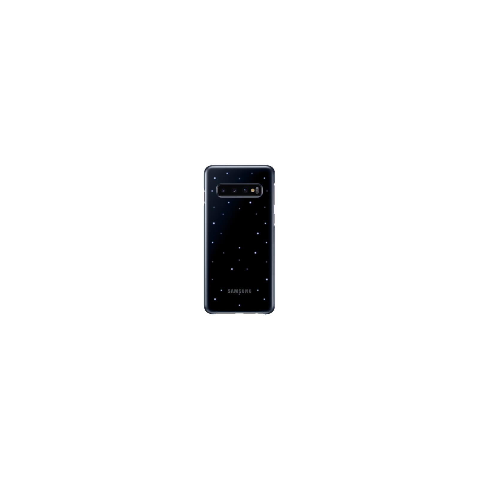 Samsung Back Cover LED Galaxy S10 schwarz