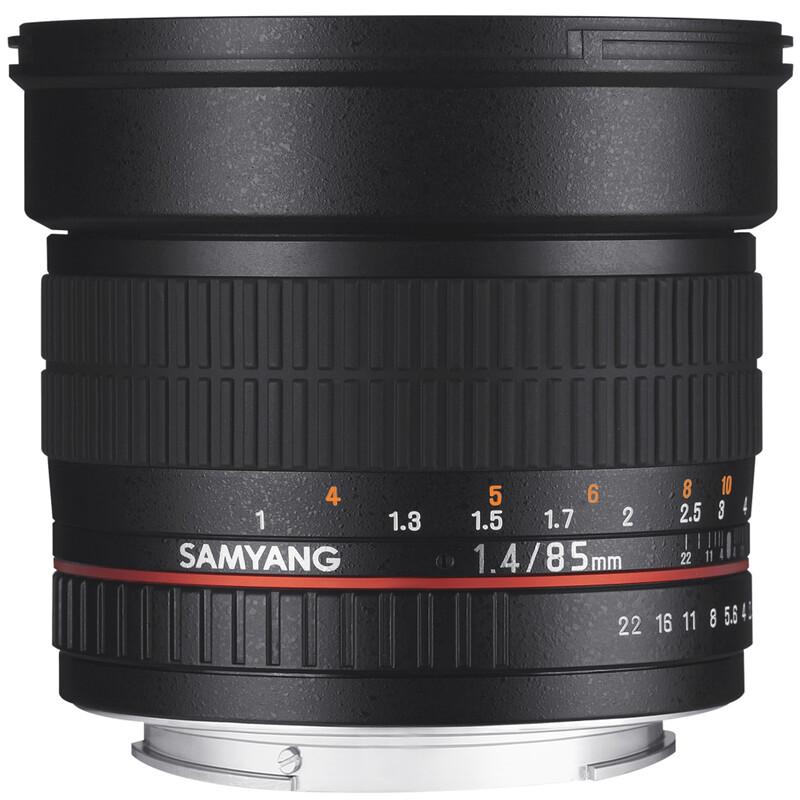 Samyang MF 85/1,4 AS IF UMC Sony E