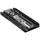 Mantona Schnellwechselplatte 130x60mm für Dolomit