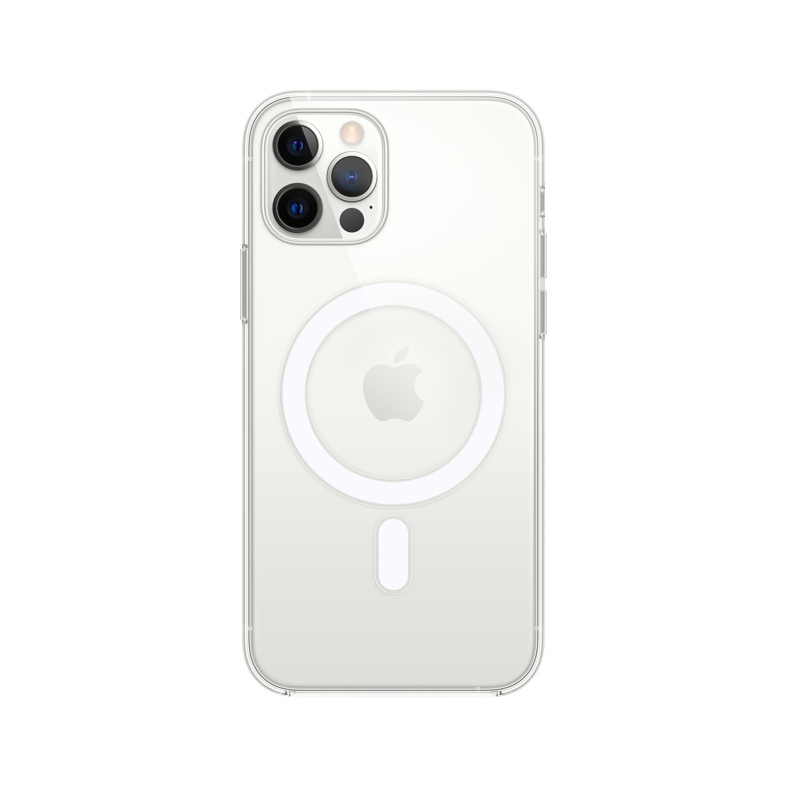 Apple iPhone 12/12 Pro Clear Case mit MagSafe