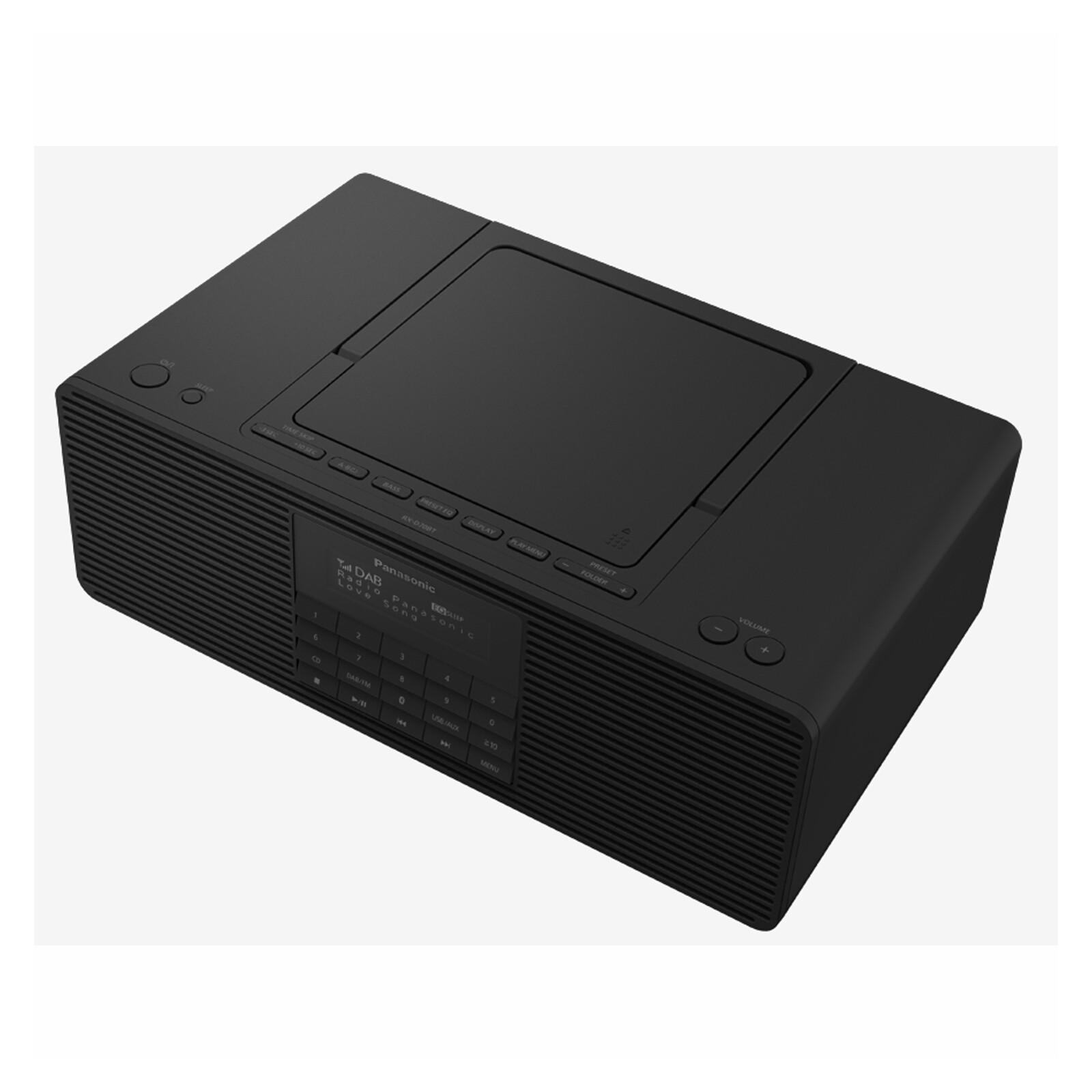 Panasonic RX-D70BTEG-K DAB+ Radio