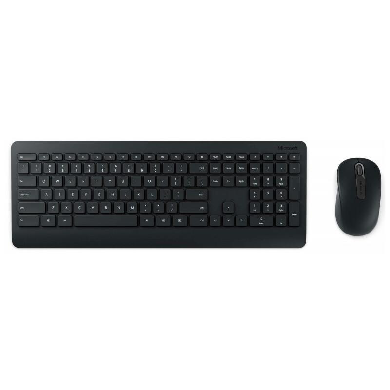 Microsoft Wireless Desktop 900 DE
