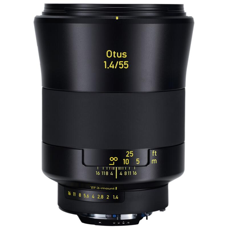 Zeiss Otus 55/1,4 ZF.2 Nikon + UV Filter