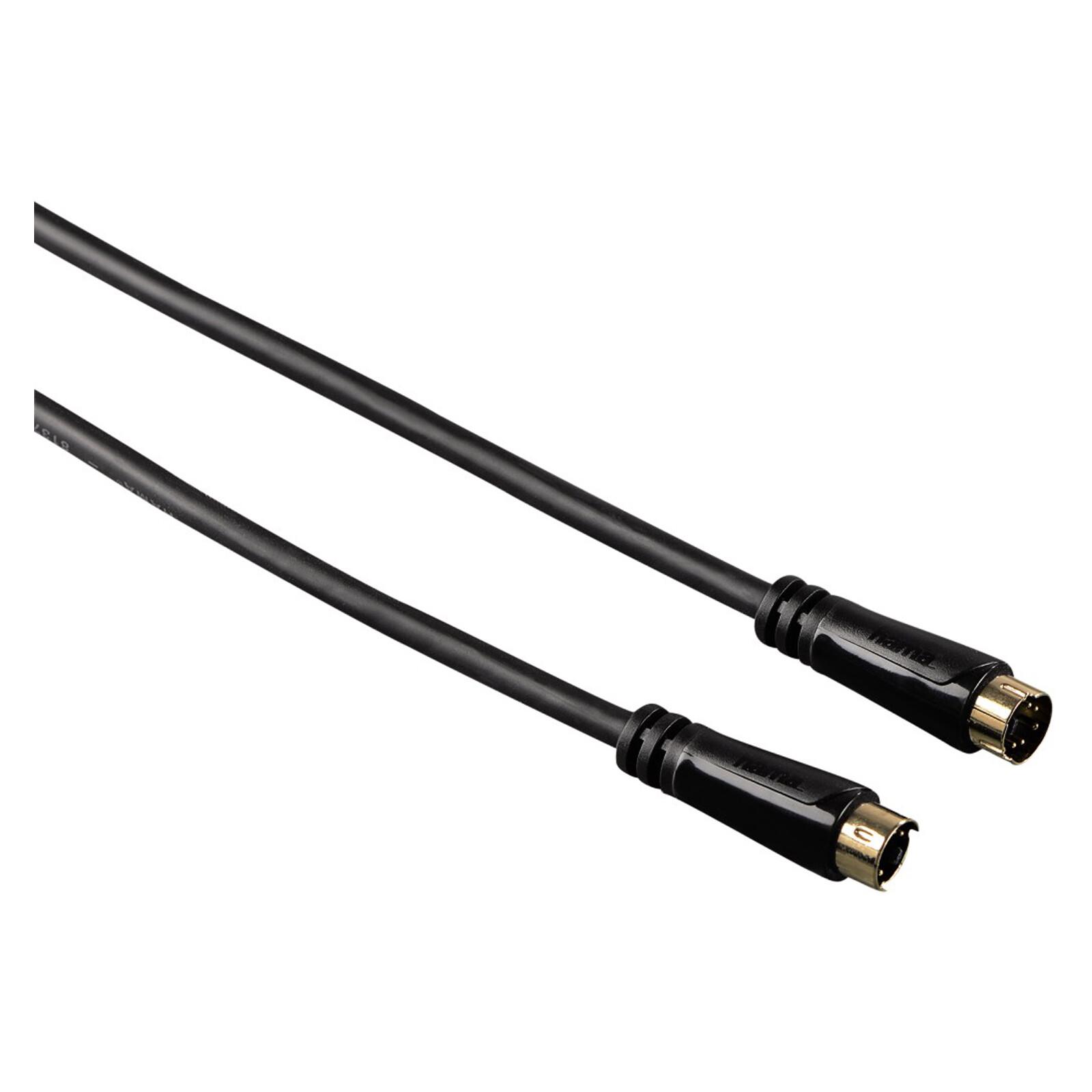 Hama 122151 S-Video Kabel 1,5m