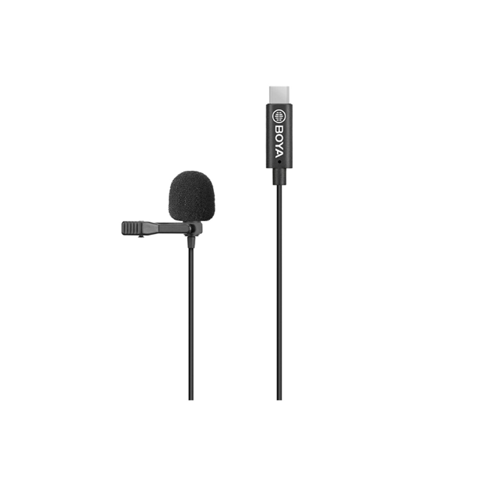 Boya M3 Lavallier Mikrofon Android Geräte