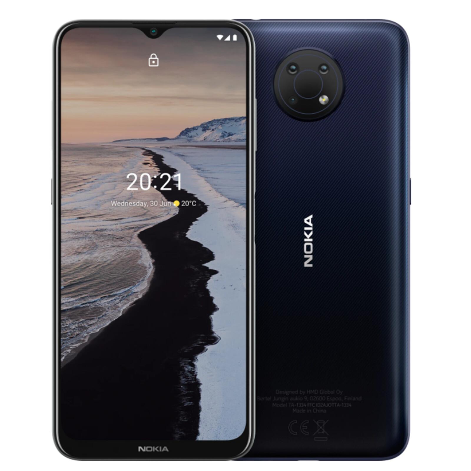 Nokia G10 blue Dual-SIM